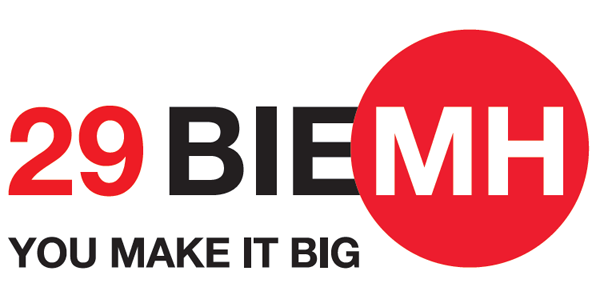 Logo de BIEMH - Bilbao Exhibition Centre